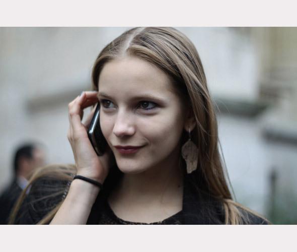 Нерабочее время: Блоги об уличном стиле моделей. Изображение № 60.