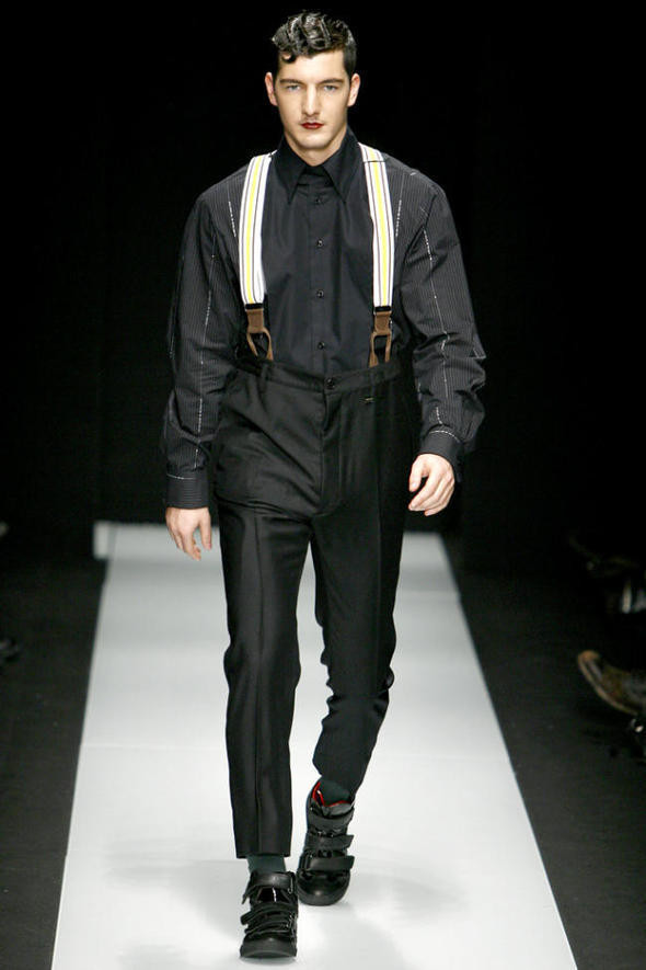 Изображение 102. Milan Fashion Week. Часть 1.. Изображение № 118.