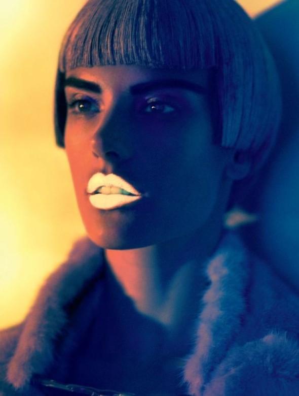 Съёмка: Алессандра Амброзио для Muse. Изображение № 8.