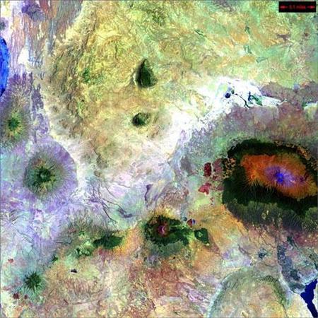 Фотографии Земли, снятые соспутников NASA. Изображение № 9.