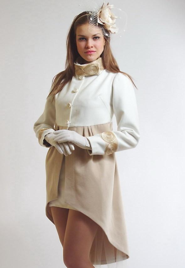 Изображение 2. Пальто от Diana Pavlovskaya: женственная весна!.. Изображение № 5.