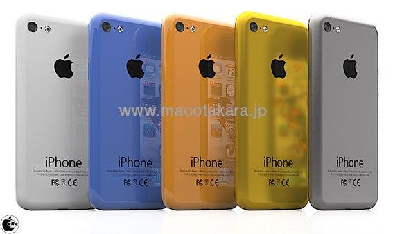 В СМИ утекла информация о новом дешевом iPhone. Изображение № 1.
