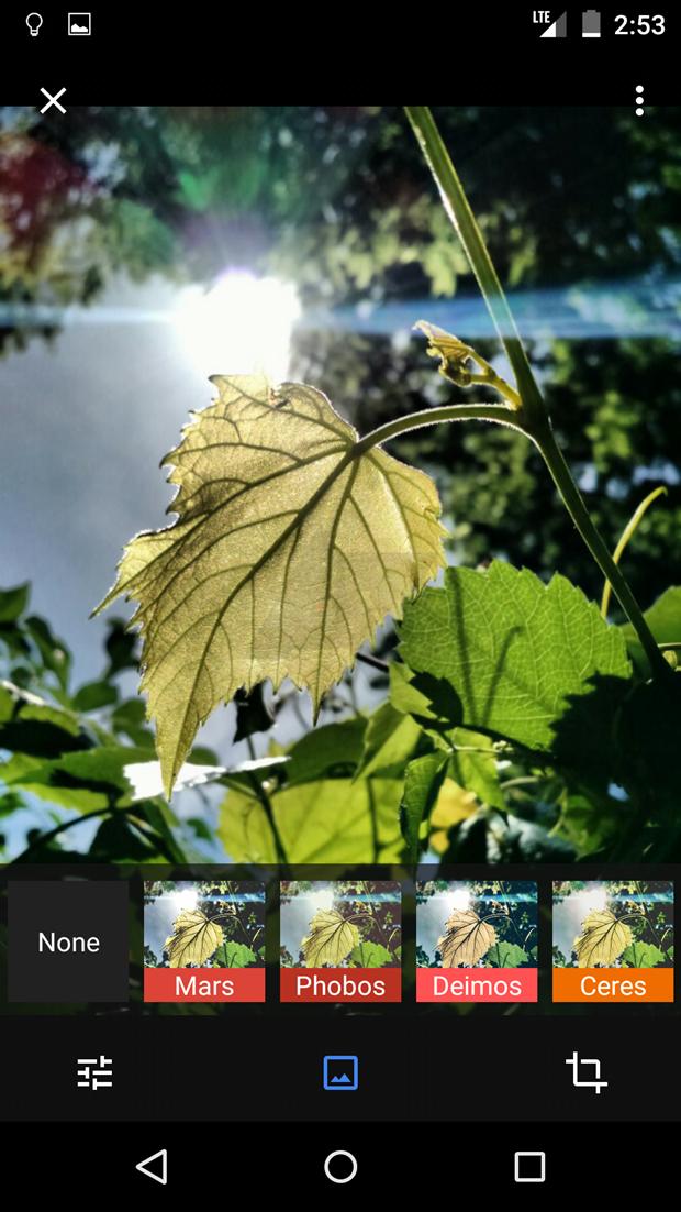 СМИ выложили скриншоты приложения Google для фотографий . Изображение № 19.