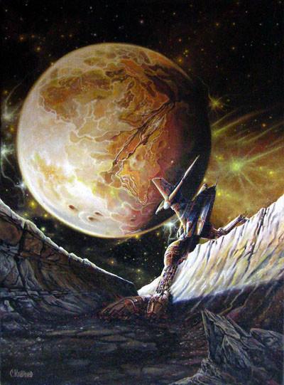 Вселенная Сергея Крайнева. Изображение № 8.