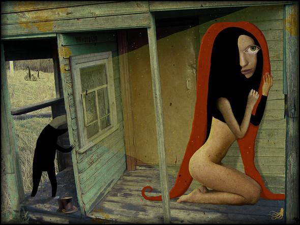 Иллюстратор Сергей Первушин. Изображение № 20.