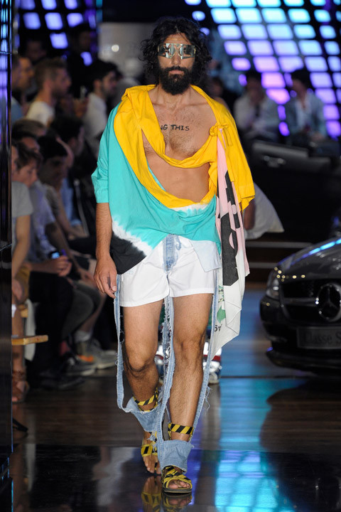 BERNHARD WILLHELM SS 2012 MEN. Изображение № 10.