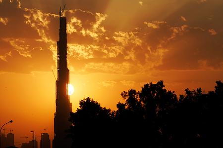 Высочайшее здание наземле. Изображение № 4.