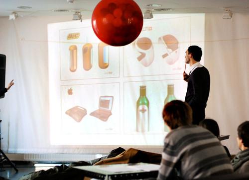 Понятие формы в концептуальном дизайне. Изображение № 9.