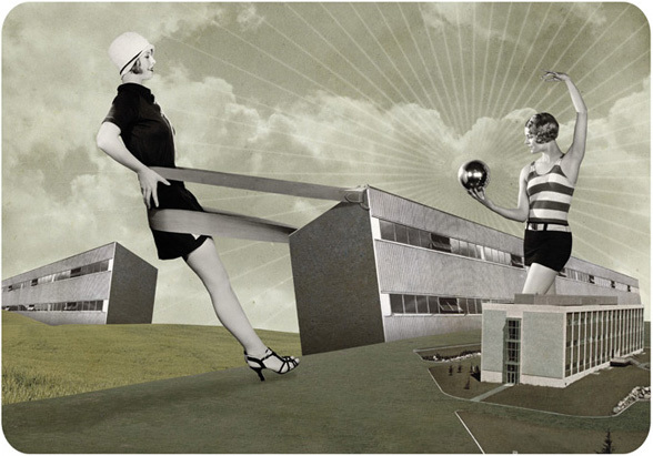 Perpendicular Dreams of Julien Pacaud. Изображение № 20.