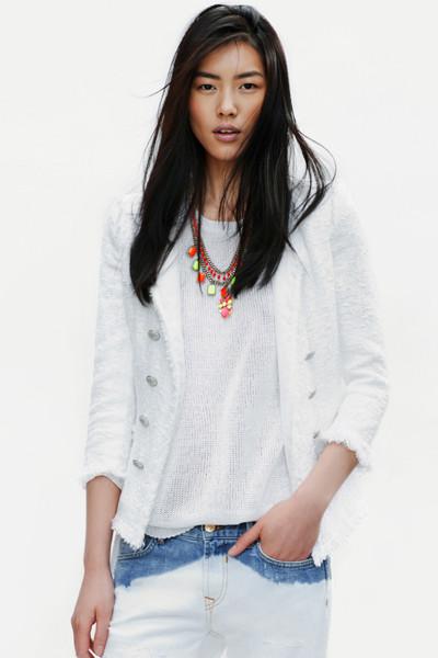Лукбук: Zara April 2012. Изображение № 9.