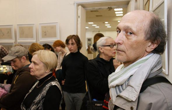 """Фотоотчет с открытия выставки """"Басни и притчи"""". Изображение № 7."""
