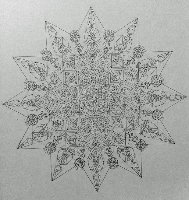 ether of geometry. Изображение № 8.