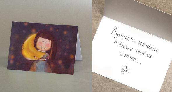 Авторские открытки Баловство. Изображение № 5.