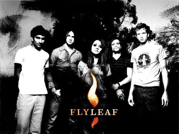 """Новый альбом группы Flyleaf """"Memento Mori"""". Изображение № 1."""