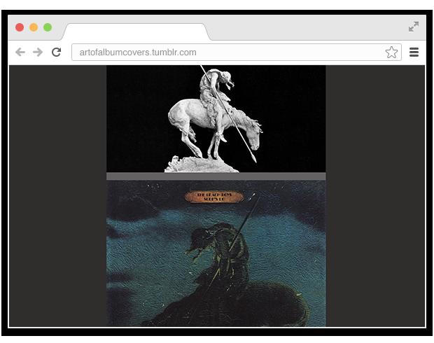 10 блогов, которые переосмысляют искусство. Изображение № 8.
