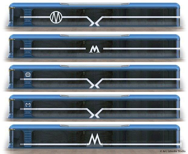 Редизайн: Новый логотип петербургского метро. Изображение № 20.