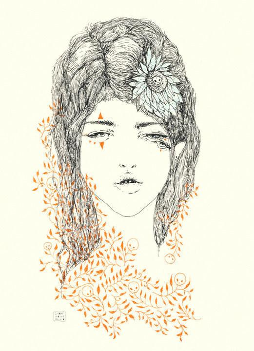 Иллюстрации Charmaine Olivia. Изображение № 4.