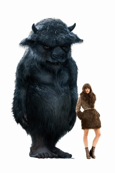 Where The Wild Things Are x Opening Ceremony. Изображение № 4.