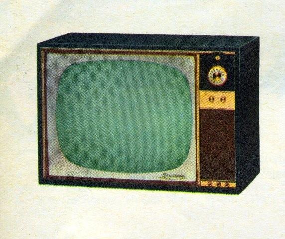 Телевизоры 1960х годов. Изображение № 13.