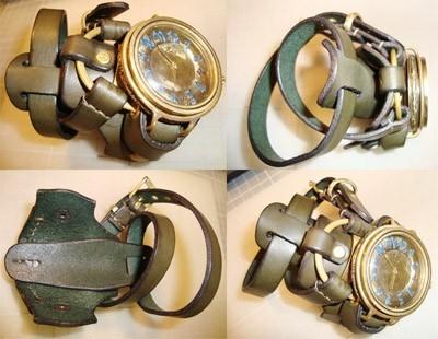Чудо Часы отHaruo Suekichi. Изображение № 8.