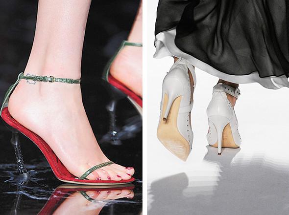 Walking in my shoes: 10 тенденций обуви весны-лета 2011. Изображение № 42.