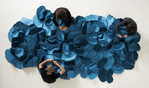 Clouds by Ronan and Erwan Bouroullec. Изображение № 17.