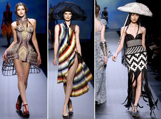 Жан-Поль Готье на неделе высокой моды 2010. Изображение № 3.