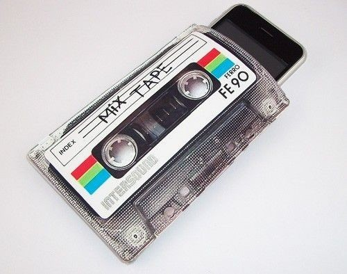 Retro 80's Mix Tape Case. Изображение № 3.