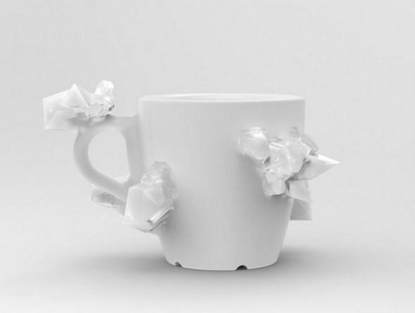 Изображение 11. Предмет: Серия из 30 кофейных чашек.. Изображение № 11.
