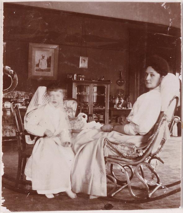 Редкие фотографии семьи Романовых. Изображение № 3.