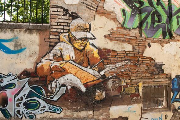 Граффити andaluz. Изображение № 8.