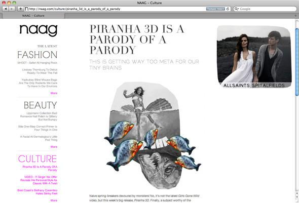 Ушли в сеть: 10 онлайн-журналов о моде. Изображение № 30.