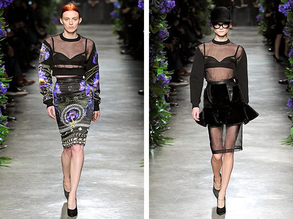 Givenchy FW 2011. Изображение № 51.