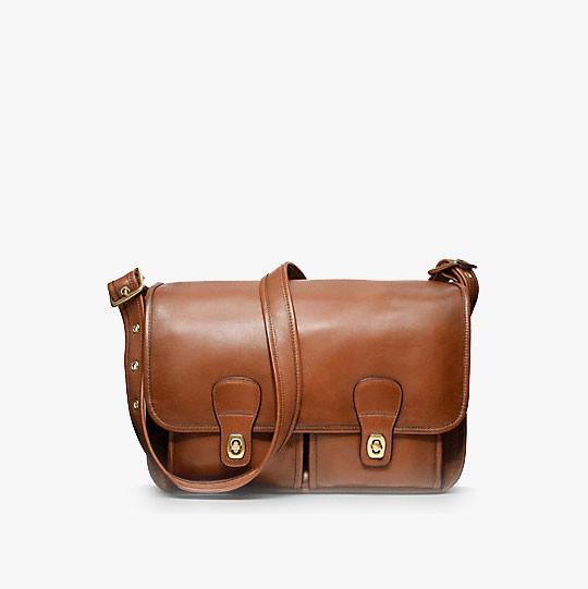 Лукбук: сумки Coach Classics. Изображение № 2.