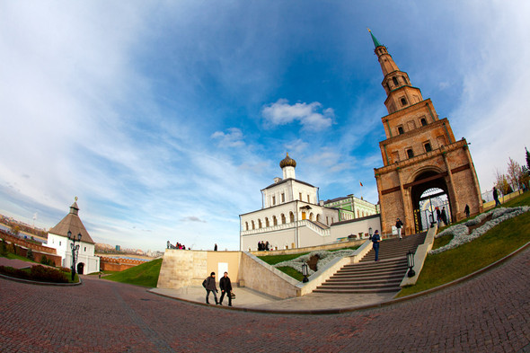 Казань: насыщай глаза городом. Фотограф Мария Гомолова. Изображение № 6.