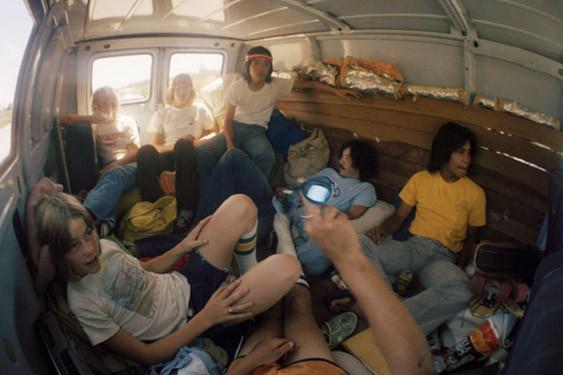 Hugh Holland. Скейтборд-хроники 70-х. Изображение № 24.