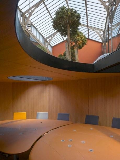 Pons Huot - офис будущего?. Изображение № 10.