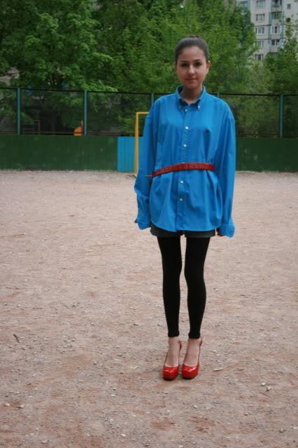 Модное лето: рубашки-oversize. Изображение № 13.