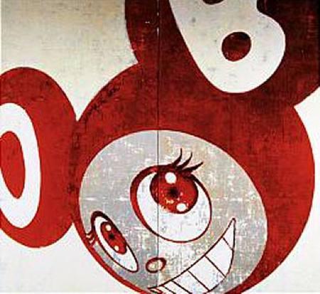 Рецепт успеха – Takashi Murakami. Изображение № 4.