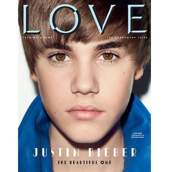 Изображение 2. Cover to cover: Джастин Бибер для Love, Жизель Бундхен для Vogue и Том Форд для Interview.. Изображение № 1.