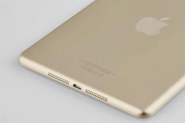 Apple выпустит «золотой» iPad. Изображение № 1.