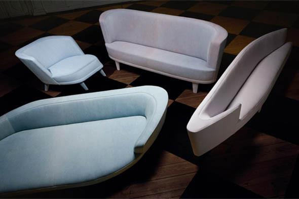 Мебель от Acne. Изображение № 1.