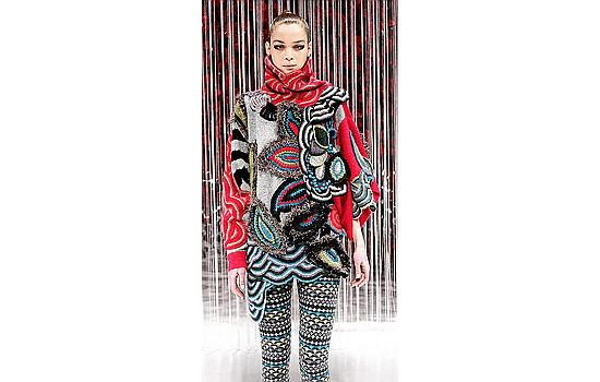 Японский вклад в haute couture. Изображение № 13.