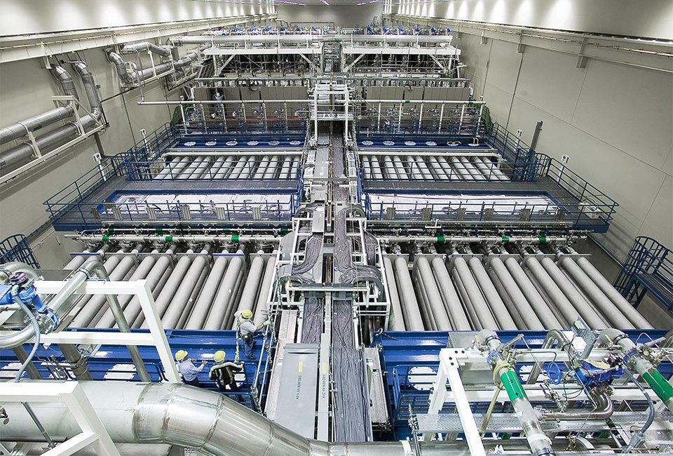 Как выглядит комплекс с самыми мощными лазерами в мире. Изображение № 7.