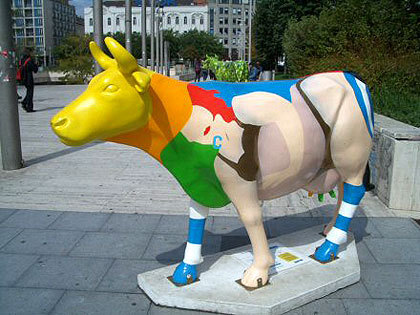Парад коров. Изображение № 7.