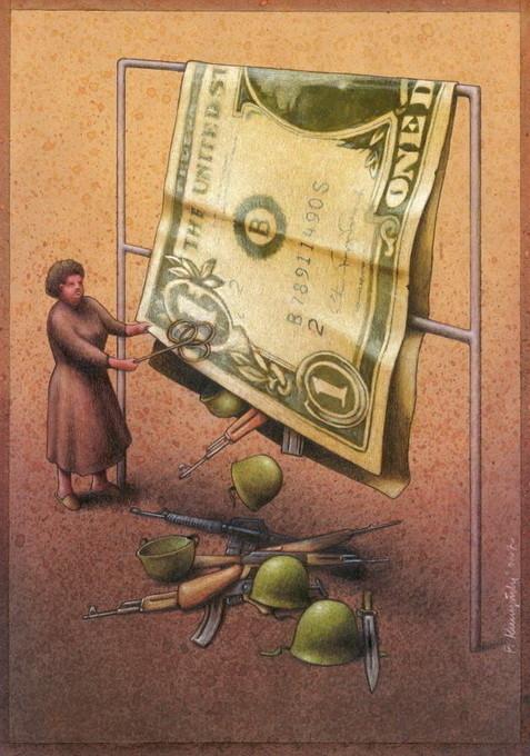 Изображение 2. Карикатурист Pawel Kuczynski.. Изображение № 2.