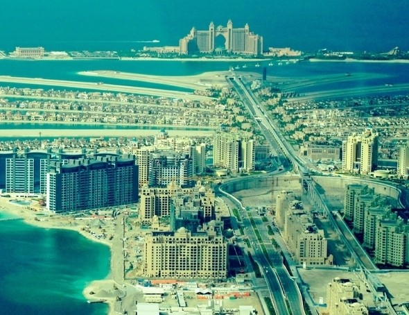 Изображение 24. Dubai: приверженец масштаба.. Изображение № 24.