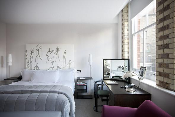 Изображение 35. Design Hotels: Boundary, Лондон.. Изображение № 34.