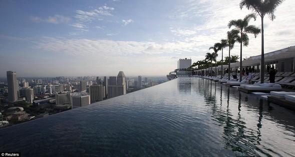 Идеальный бассейн в Сингапуре. Изображение № 2.