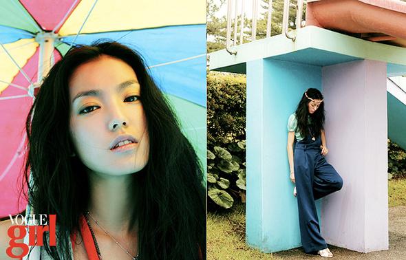 Волшебный мирVOGUE GIRL Korea 2008. Изображение № 9.